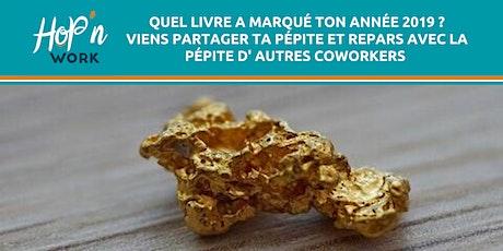 NETWORKING DE TON LIVRE DE L'ANNÉE billets