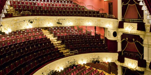 NE1's 24 Doors of Christmas 2019 - Newcastle Theatre Royal