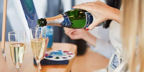 Paint Your Mate - Boozy Art Class  tickets