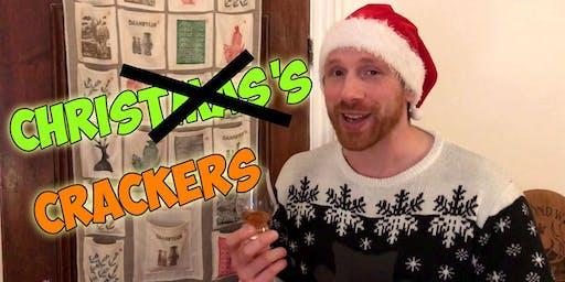 Bristol Whisky: Chris(tma/')s Crackers!