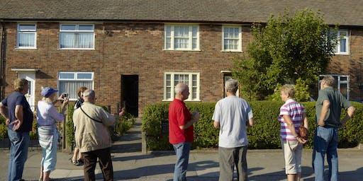 Beatles' Childhood Homes Tour - Speke Hall pickup - May & June 2020