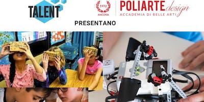 TECH WEEKEND Ancona - Laboratori tecnologici per tante fasce d'età