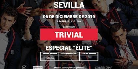 Trivial Especial Élite en Pause&Play Metromar entradas