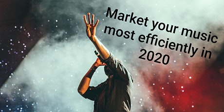 Market Your Music in 2020 Tickets