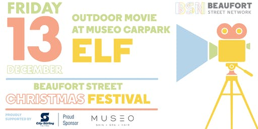 Elf! Movies at Museo - the Christmas Edition