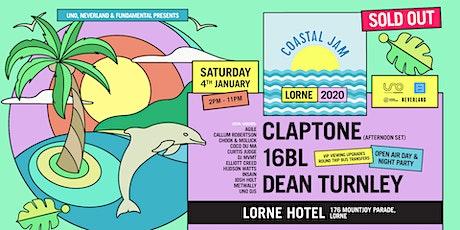Coastal Jam Lorne | 2020