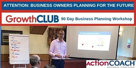 New Year 90 Day Business Planning Workshop tickets