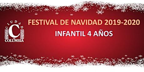 Navidad - Infantil 4 años 19-20 entradas