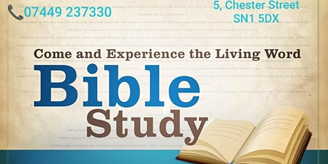 ONLINE Bible Study tickets