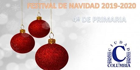 Navidad - 4º Primaria 19-20 entradas