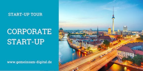 Corporate Start-up Tour tickets
