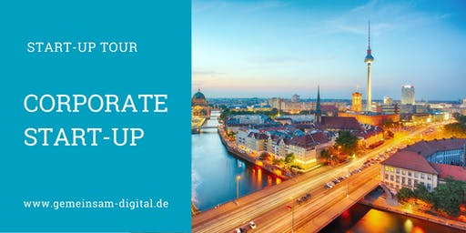 Corporate Start-up Tour
