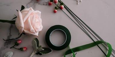 Seasonal Hand Tied Bouquet Workshop