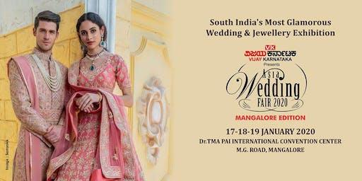 Asia Wedding Fair 2020-Mangalore Edition