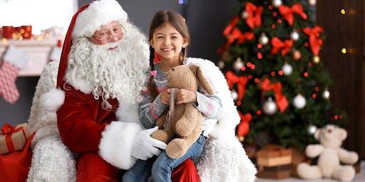 Santa Photos at Keilor Central