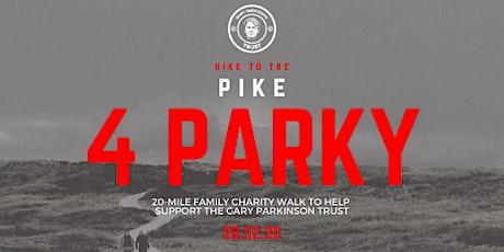 Hike to the Pike 4 Parky tickets