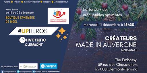 UPHEROS Clermont Décembre Spécial Noël