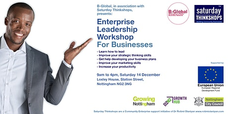 Enterprise Strategic Leadership Thinkshop tickets