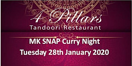 MK SNAP Curry Night