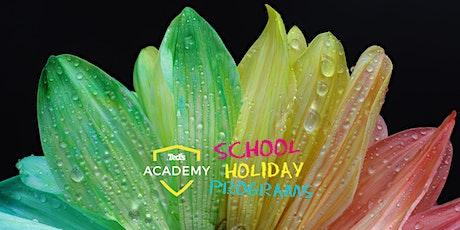 Macro I School Holiday Program (12 - 18yrs) I Sydney tickets