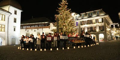 Vigil for victims of religious persecution