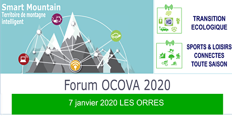 Forum OCOVA 2020 billets
