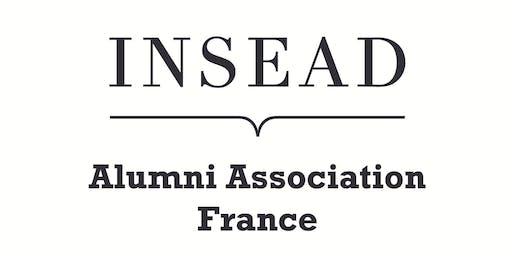 Apéro-preneuriat #10, event de la communauté des entrepreneurs de l'Alumni INSEAD
