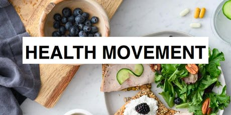 Health Movement tickets