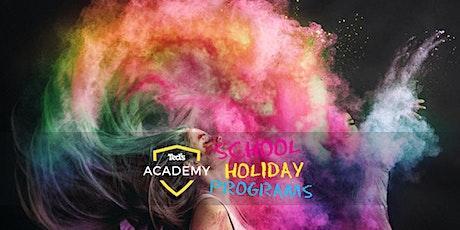 Creative Shutter I School Holiday Program (12-18yrs) I Melbourne tickets