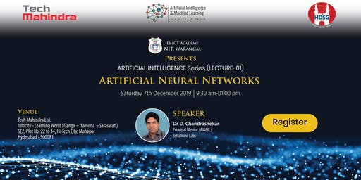 Artificial Intelligence Lecture Series