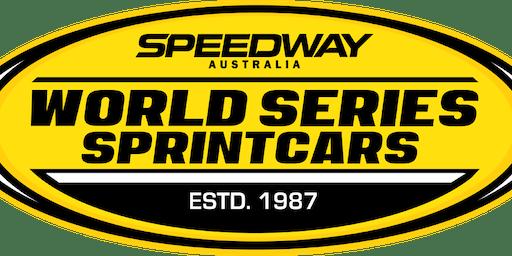 World Series Sprintcars - Round 8 - @Fraser Shores Maryborough Speedway