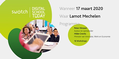 Digital School Today 2020 tickets