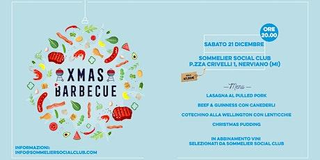 CHRISTMAS BARBECUE - la cena di Natale biglietti