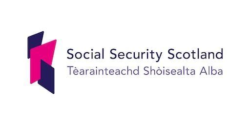 Social Security Scotland - Mainstreaming Equality Consultation (Perth)
