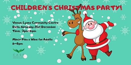 CaSE Children's Christmas Party tickets