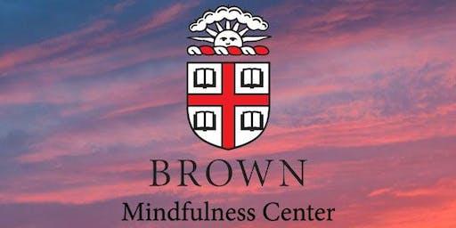 Mindfulness Center at Brown Information Session