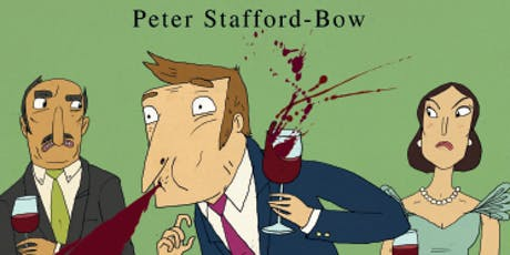 Wine-Tasting with Humorous Wine Writer, Peter Stafford Bow, at Kensal Rise tickets