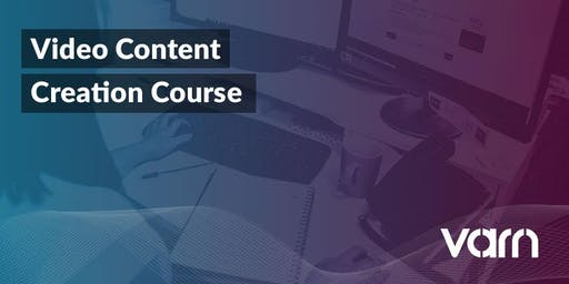 Introduction to Video Content Creation