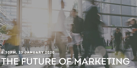 The Future of Marketing tickets