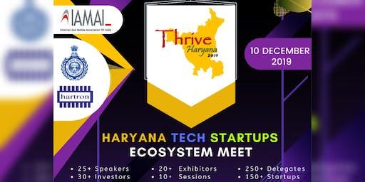 Thrive Haryana 2019