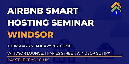 Airbnb Smart Hosting Seminar - Windsor