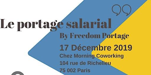 Le Portage Salarial By FREEDOM PORTAGE