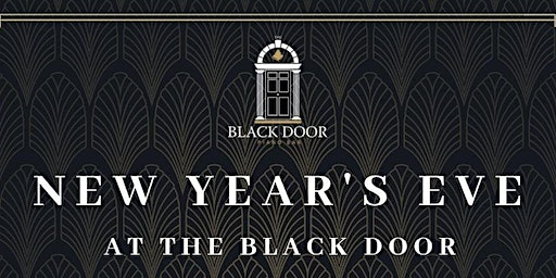 The Black Door New Year's Eve Party