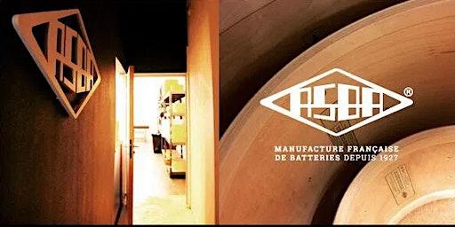Visite d'une manufacture d'instruments légendaires + dégustation de  vin.
