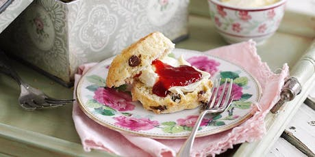 Great British Afternoon Tea - Baking Course  tickets