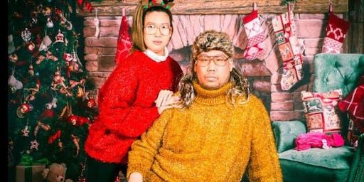 SHWI December meeting - Christmas