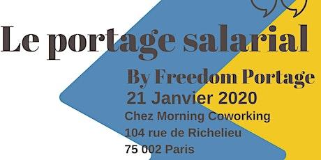 Le Portage Salarial By FREEDOM PORTAGE billets
