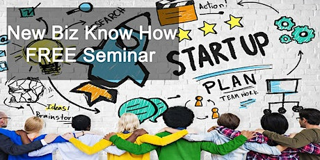 New Biz Know How Seminar tickets