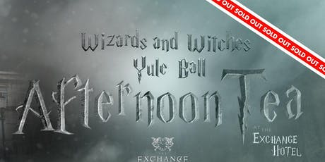Wizards & Witches New Years Eve Afternoon Tea tickets