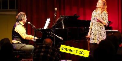 Nationaal Theaterweekend - Mike Boddé, Hermine Deurloo en Lilian Vieira